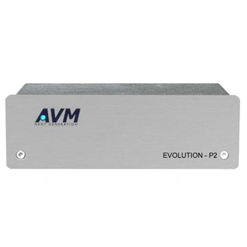 avm p2 mm&mc 唱头放大器 - 天竺国音响公司